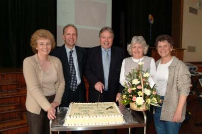 Rector\'s Farewell - John Swan