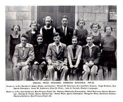 1938 Prize winners