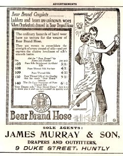 Advert James Murray