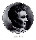 Miss Bain
