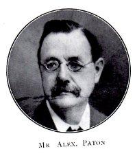 Mr Paton